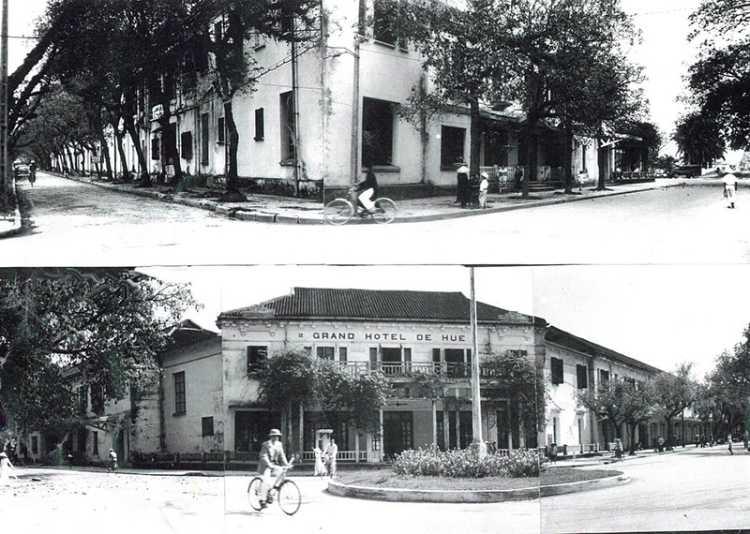 Khách sạn Saigon Morin ngày đầu