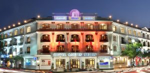 Khách sạn Saigon Morin